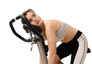 mulher-cansada-bicicleta