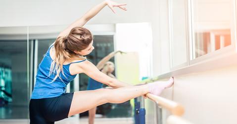 ballet condicionamento