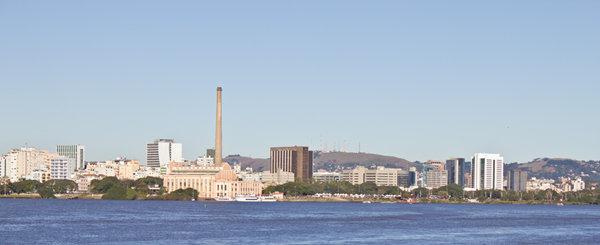vista da cidade Porto Alegre
