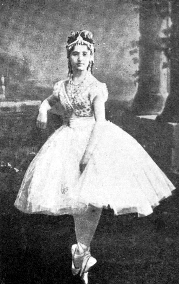 Giuseppina Bozzacchi metodo de ballet frances