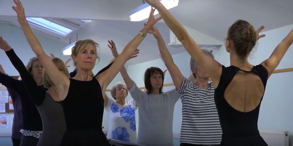 dançar aumenta a juventude
